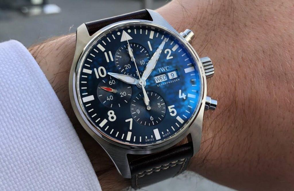 IWC Pilot Le Petite Prince IW377714 replica watch