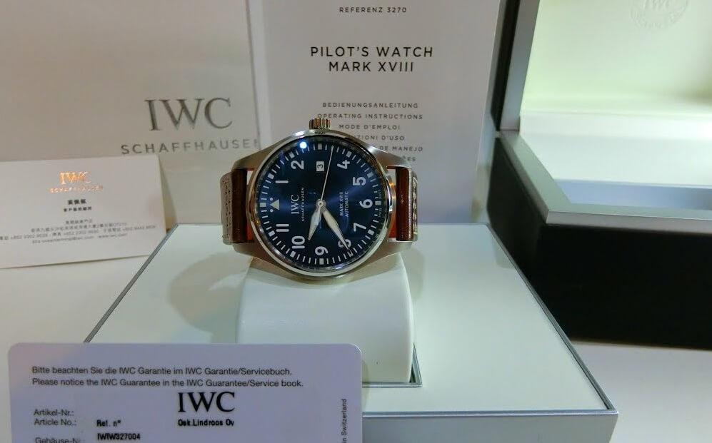 IWC replica Pilot Le Petite Prince IW377714 watch