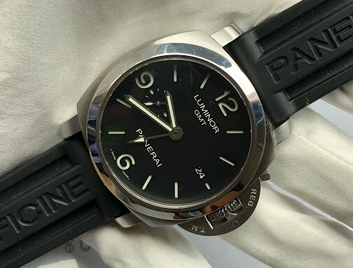 Panerai Luminor GMT PAM 320 44MM Replica