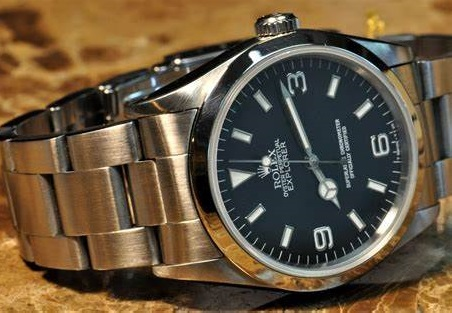 Fake Rolex Explorer 14270 With Classic And Vintage Style