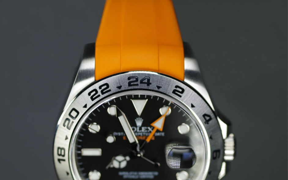 Bright Rolex Replica Explorer II 216570 Watch