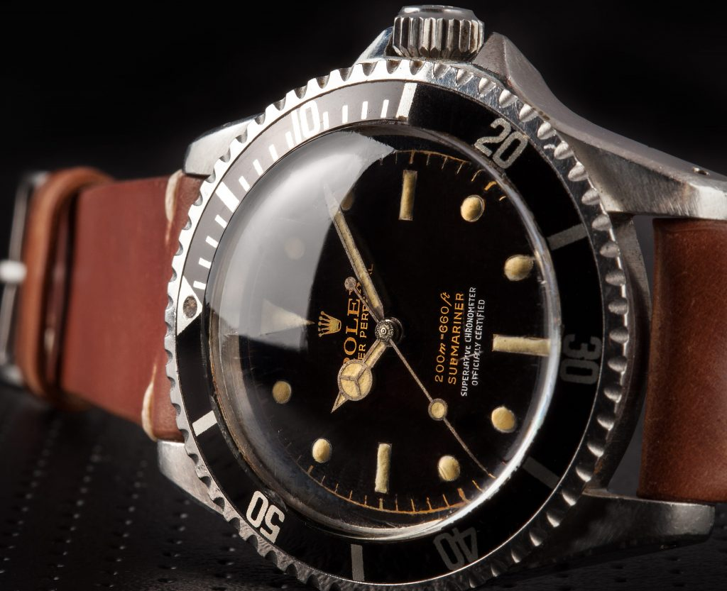 Rolex replica Submariner 5512