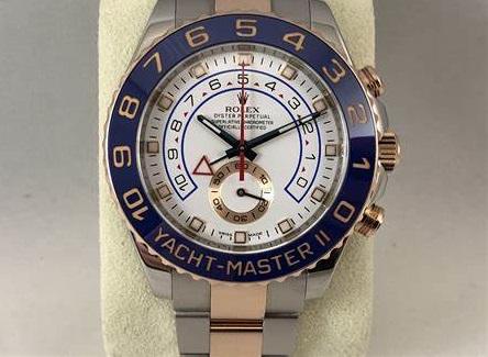 Rolex replica Yacht-Master II 116681