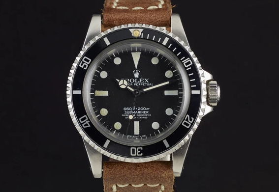 Review Of Classic, Vintage Rolex Replica Submariner 5512