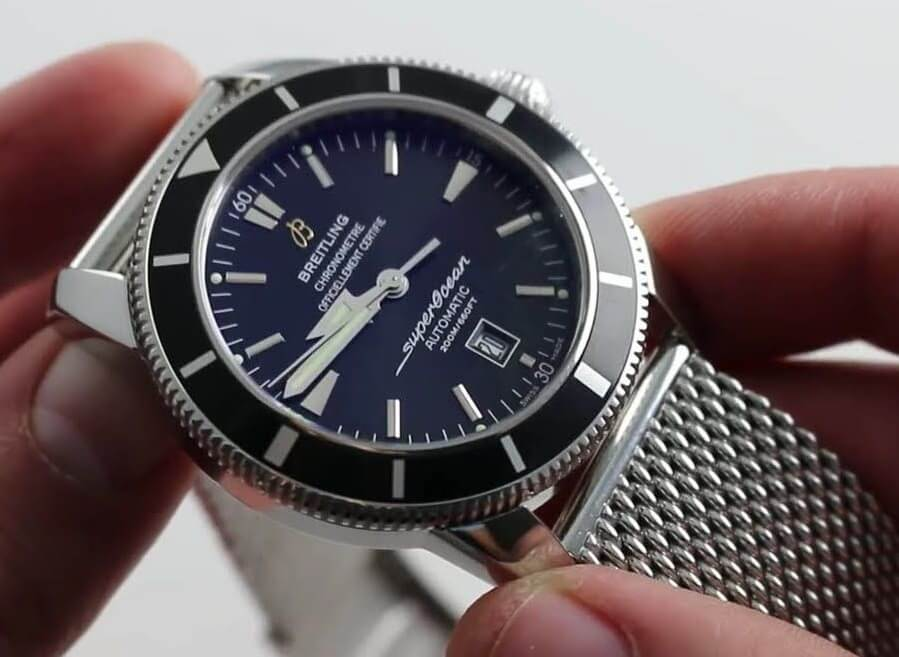 replica Breitling Superocean Heritage II 42 AB2010121B1A1