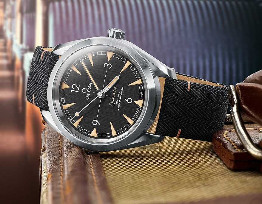 Introducing The Latest Omega Seamaster Railmaster Replica Watches
