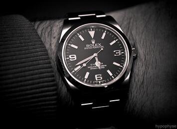 Rolex Explorer 214270 fake