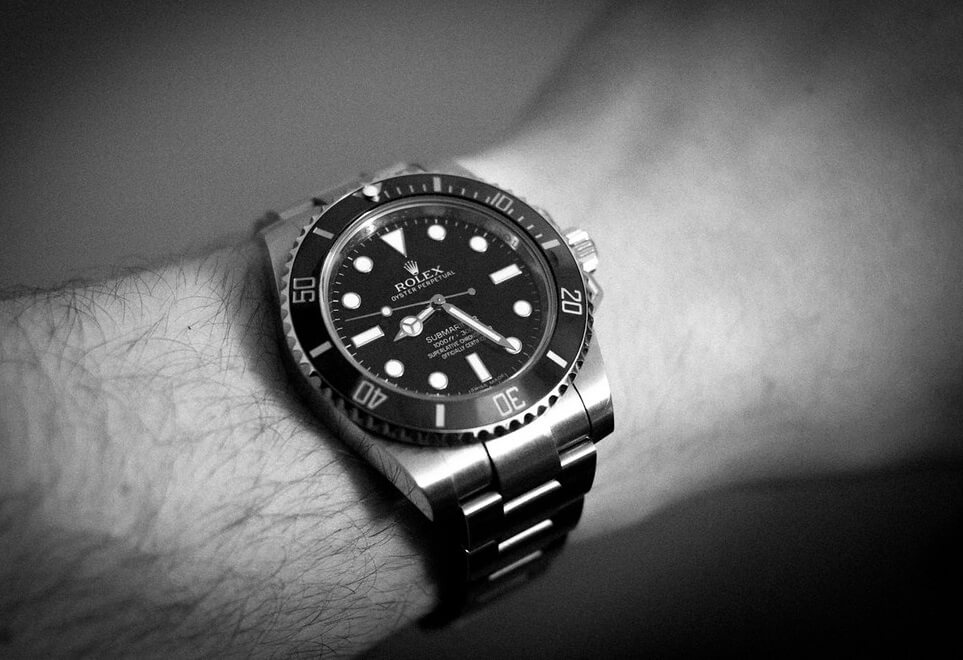 Rolex Submariner No-Date 114060 replica